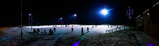Ice skating IJsclub Volharding, Netherlands
