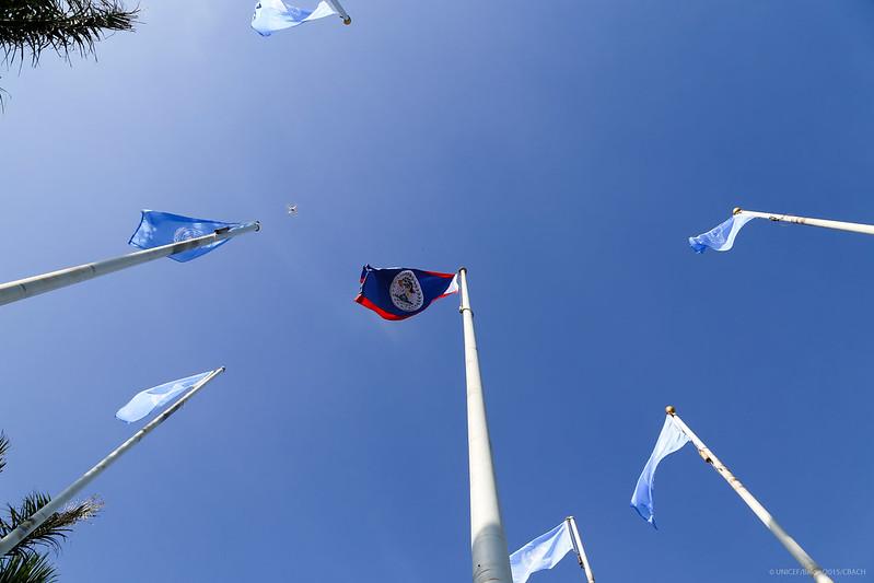 UN Day Belize
