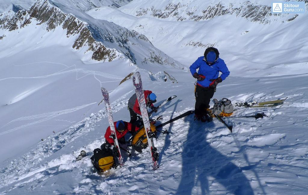 Mittlerer Seelenkogel Ötztaler Alpen / Alpi Venoste Österreich foto 13