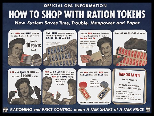 How to Shop with Ration Tokens