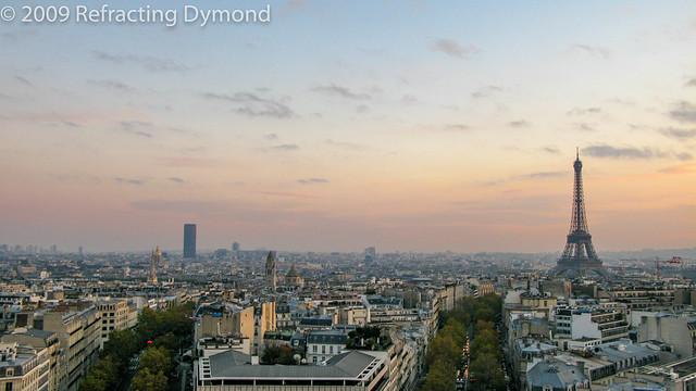 Peaceful Paris