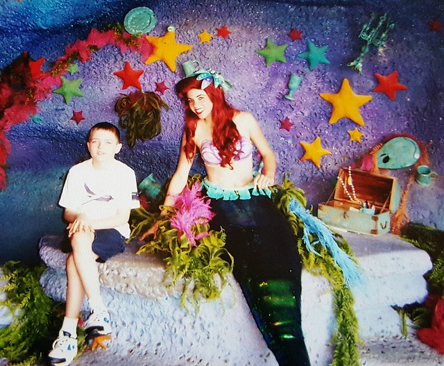 Ariel Character Meeting