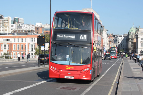 London Central E177 SN61BHK