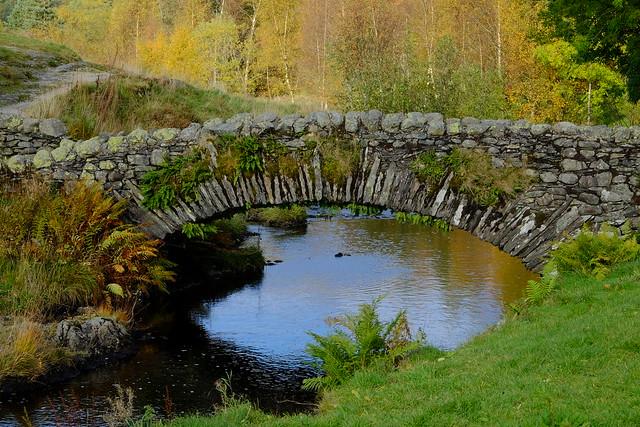 Packhorse Bridge.....