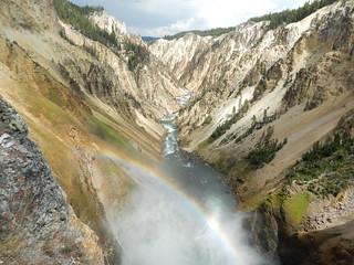 Yellowstone river- Yellowstone national park