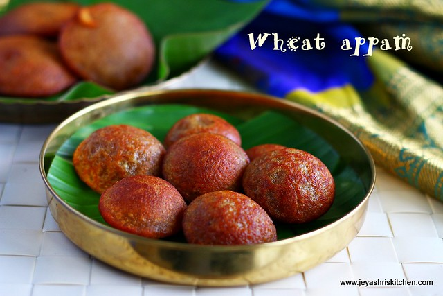 wheat-appam