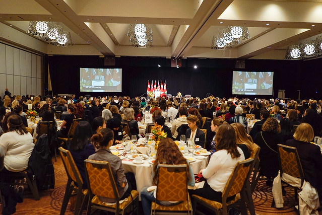 30th Anniversary Persons Day Breakfast Gala, October 21, 2015, Toronto