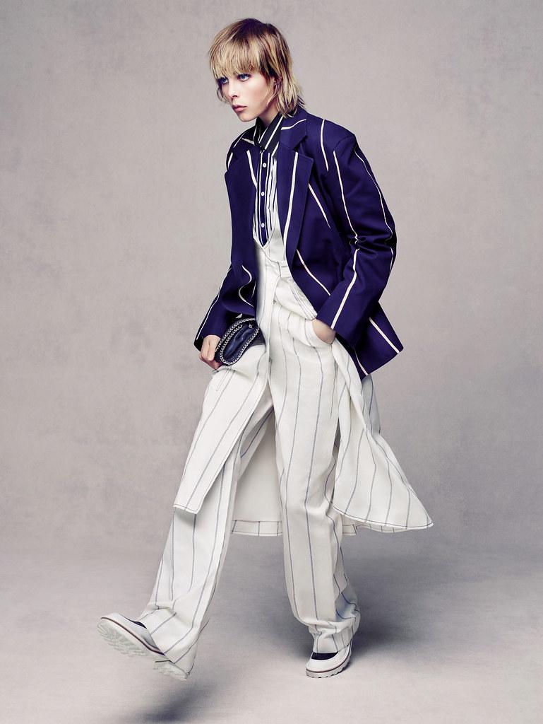 Эди Кэмпбелл — Фотосессия для «Vogue» CH 2015 – 6