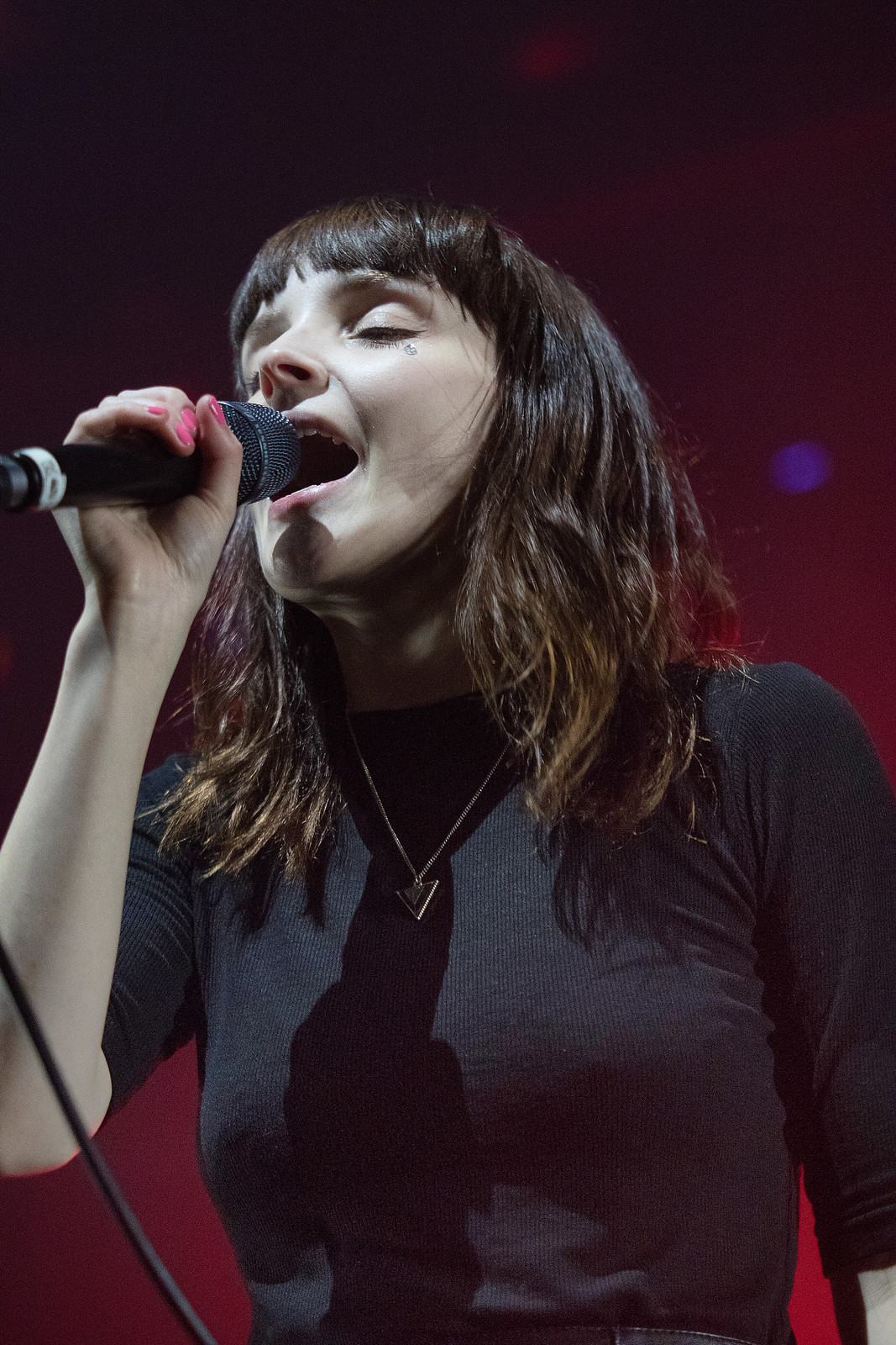Chvrches - Fillmore Denver