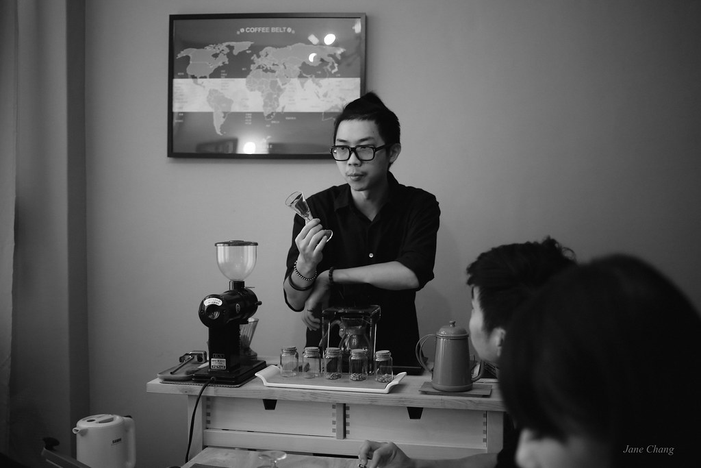 PAUSE studio Coffe taste