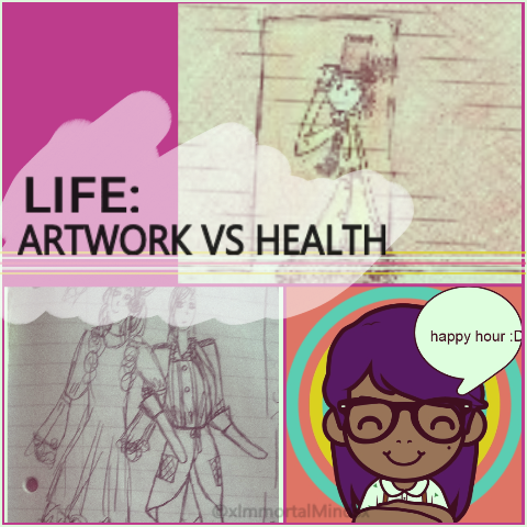 Life Artwork vs Health