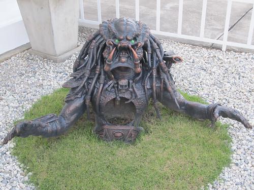Chiang Rai: un alien