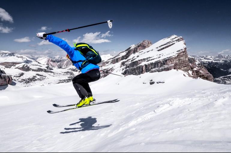 S Ondrou Moravcem o skitouringu...