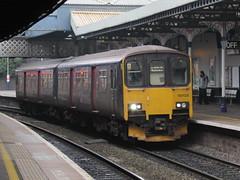 Cheltenham: FGW Class 150, Cheltenham Spa (Gloucestershire)
