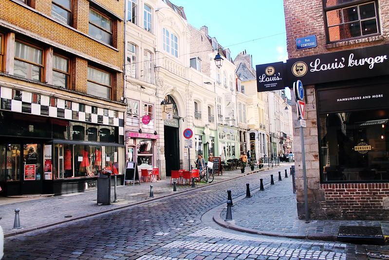 Drawing Dreaming - Guia de Visita de Lille - Vieux Lille