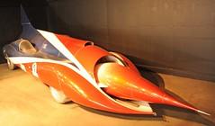 Arfons Green Monster jet car - Land speed record breaker