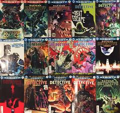 Batman: Detective Comics Collection!