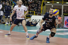 Blu Volley Calzedonia vs Cucine