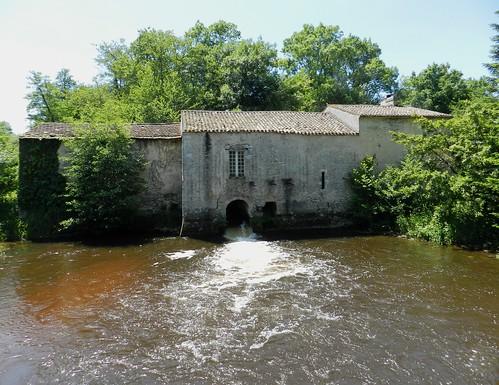 Moulin de Tiquetorte