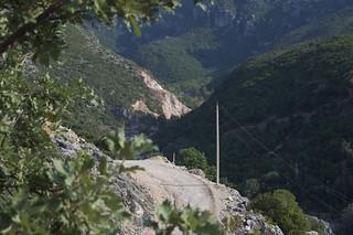 Mountains near Ilias