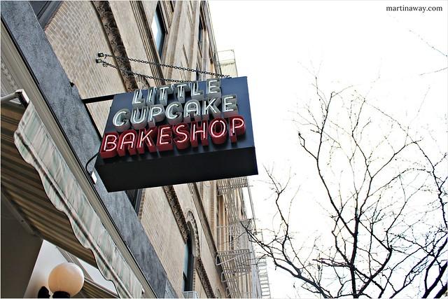 Little Cupcake Bakeshop.