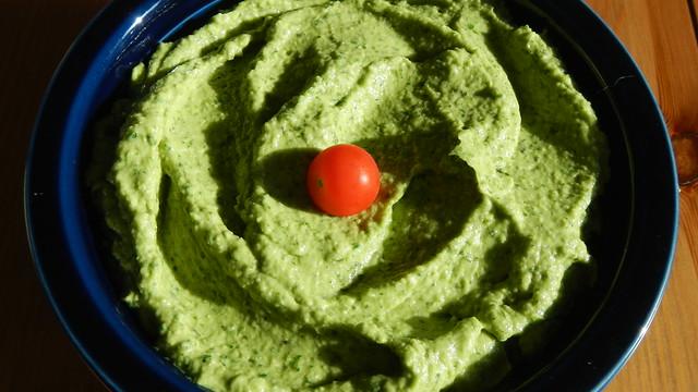 Guacamole Hummus 7