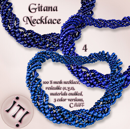 !IT! - Gitana Necklace 4 Image