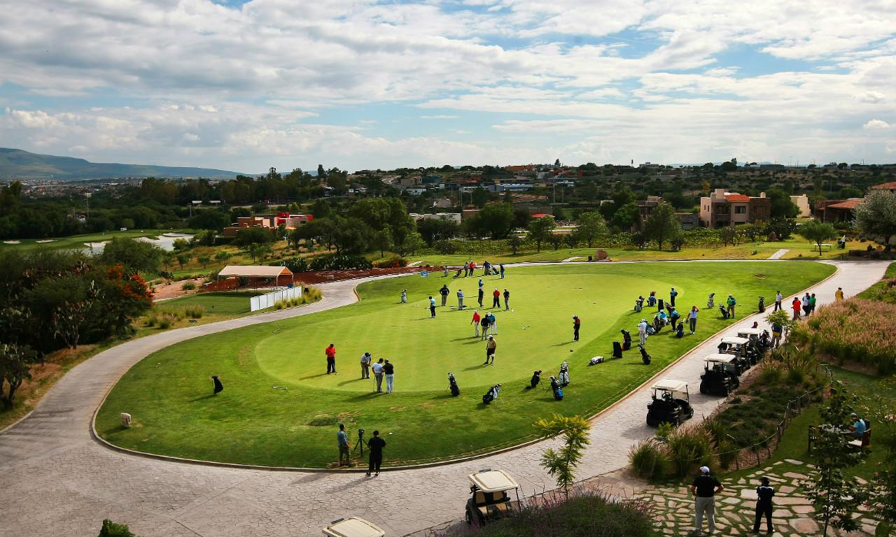 Práctica Guanajuato Golf Challenge