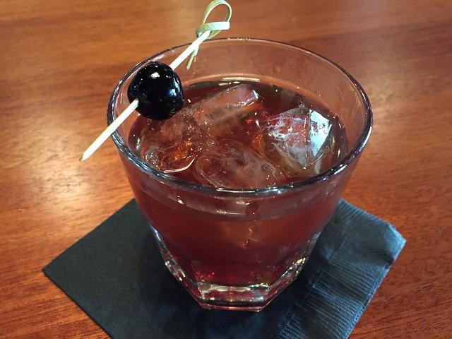 Bush Ranger cocktail - Hawker Fare