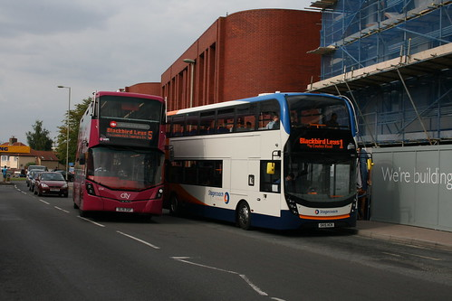 New Buses to Blackbird Leys