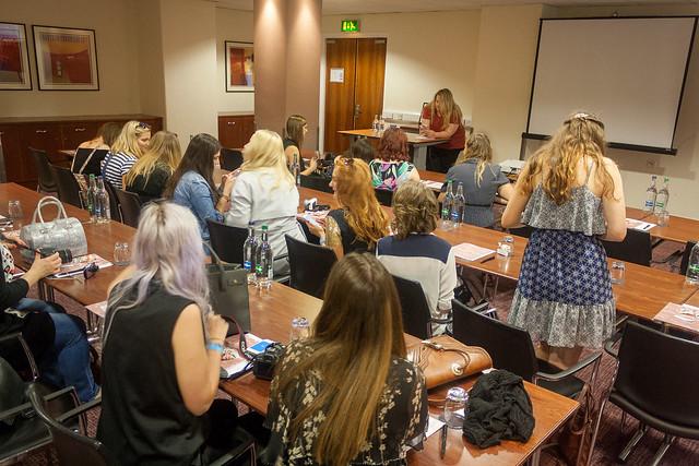 Seminar at the Big Blogger Conference