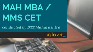 MAH CET 2017 for MBA / MMS - DTE Maharashtra
