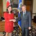 Ambassador of Canada to the OAS Presents Credentials