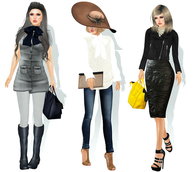 early fall fashion - DeuxLooks