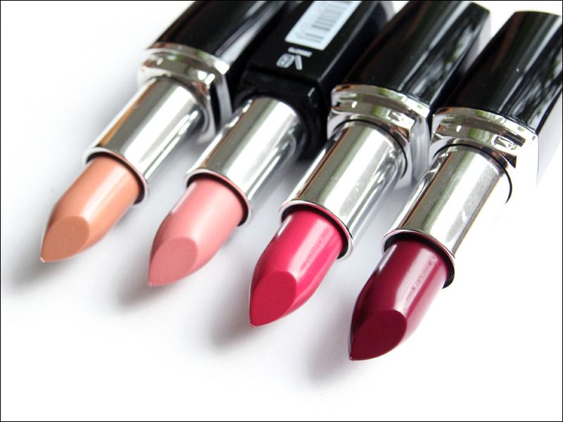 IsaDora Rock & Romance lipsticks1