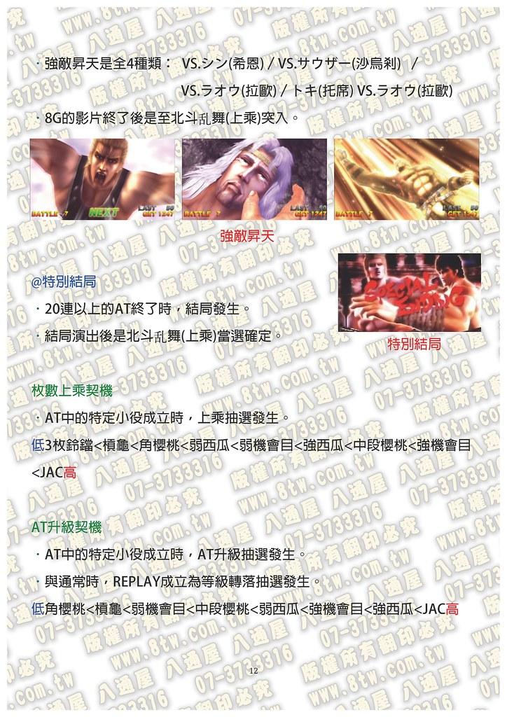S0283北斗之拳 強敵 中文版攻略_Page_13