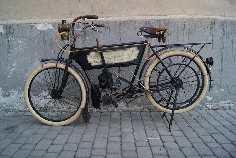 Brennabor 1906 - Motor...