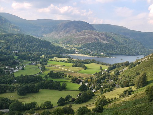 Views over Patterdale