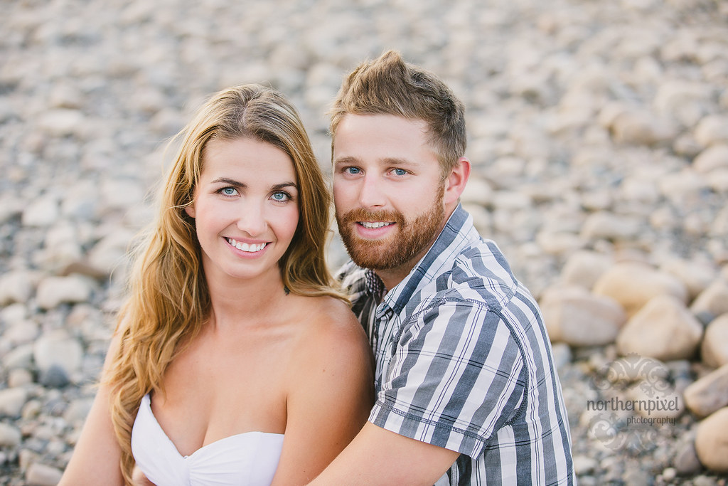Prince George British Columbia Engagement Photography