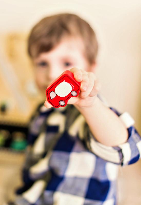 DIY busy board cars #playskoolcrew