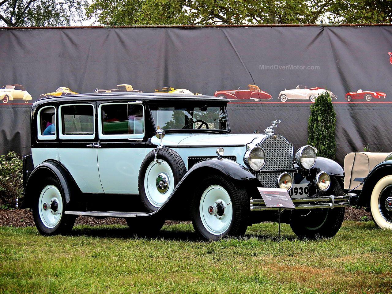Radnor Hunt Pre War Packard