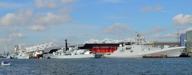 Warships (4) @ RVD 17-09-15