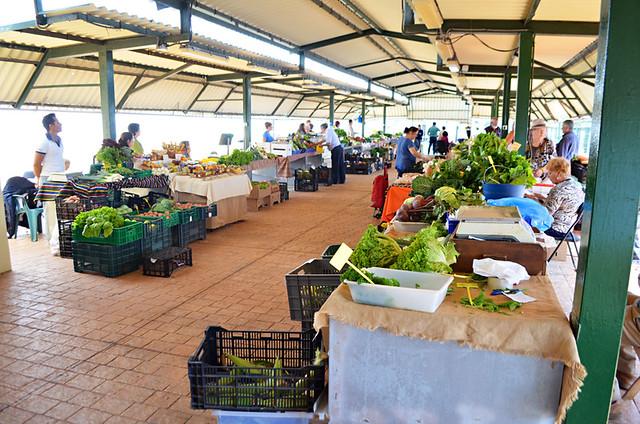 Farmers' Market, Candelaria, Tenerife