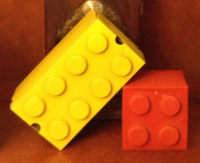 Lego Shoe Boxes