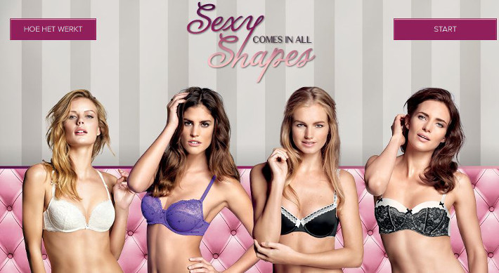 Review: Hunkemoller Sexy Shapes