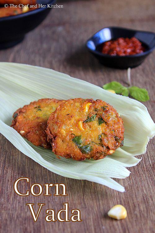 corn vada