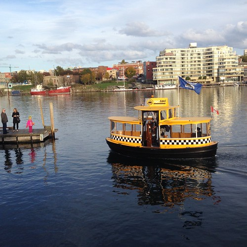 Water Taxi, Victoria BC