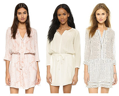 Shopbop Shirtdresses
