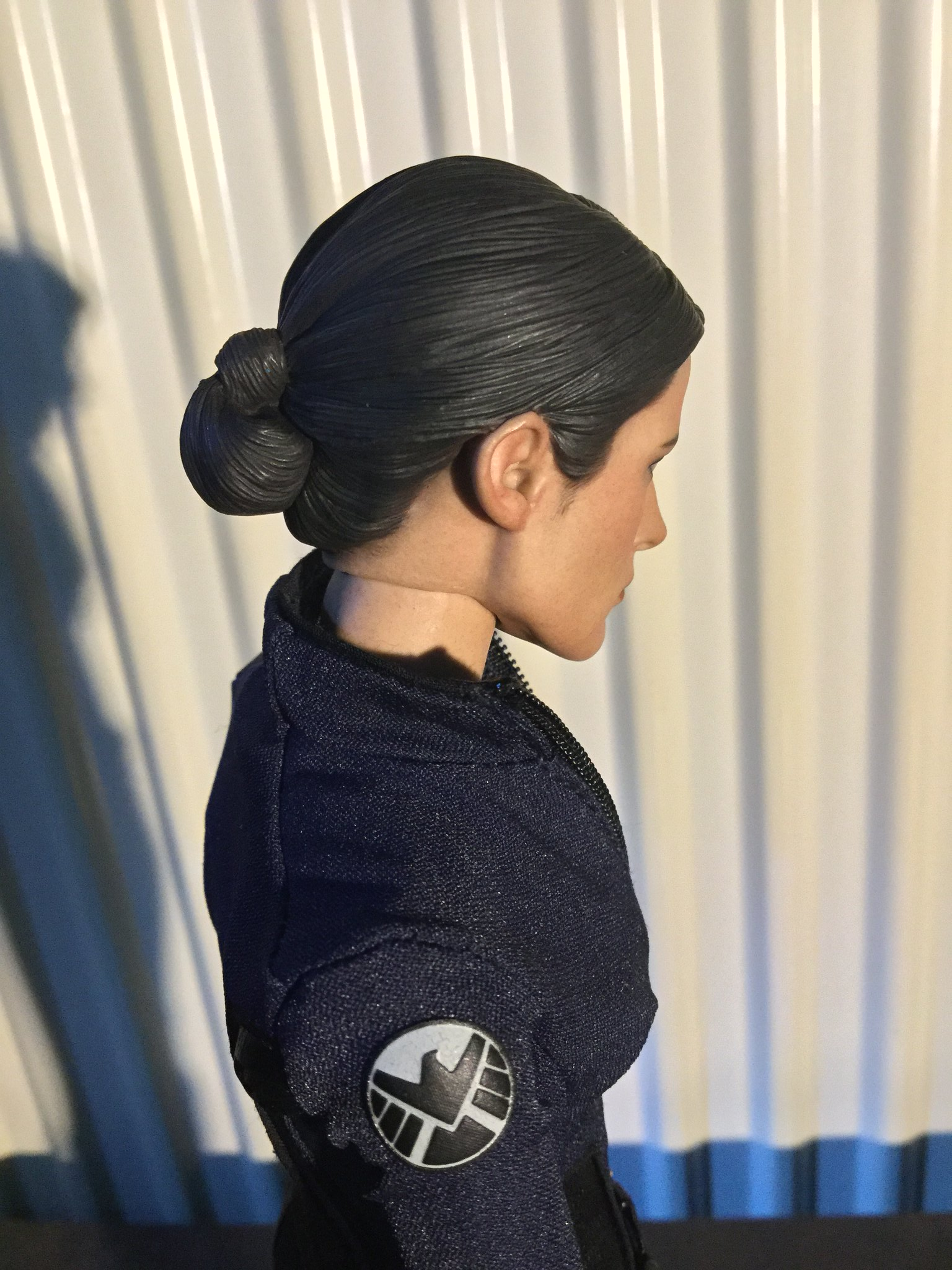 [REVIEW] MMS 305 - Avengers Age of Ultron : Maria Hill (Hot Toys - 2015 Toy Fair Exclusive) 22132373013_bdcd2b406f_k