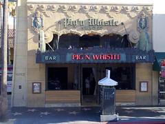 Pig 'N Whistle Bar